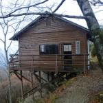 扇山山小屋